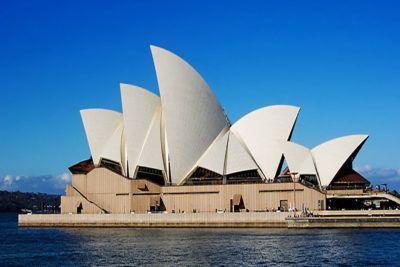 architecture australia opera house