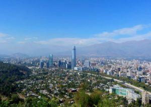 The architecture of Chile