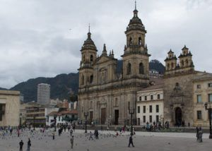 Architecture of Colombia
