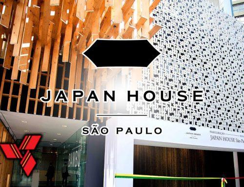 THE JAPAN HOUSE IN SÃO PAULO