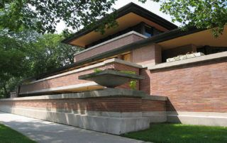 chicago frank lloyd wright