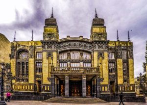 Azerbaijan_State_Academic-Baku-architecture