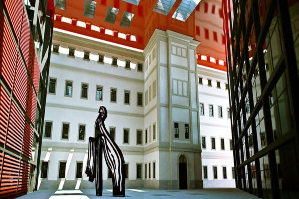 madrid center and museums