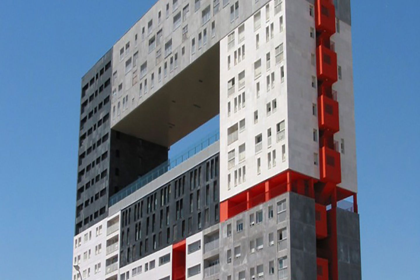 madrid social housing