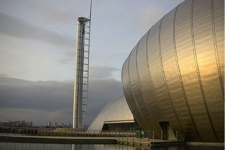 architecture tour glasgow