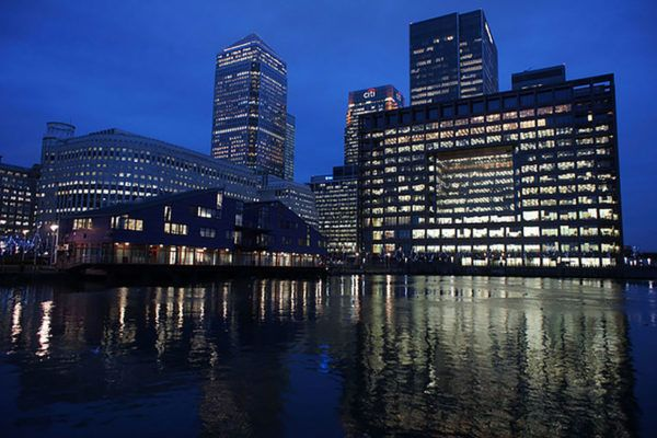 london docklands