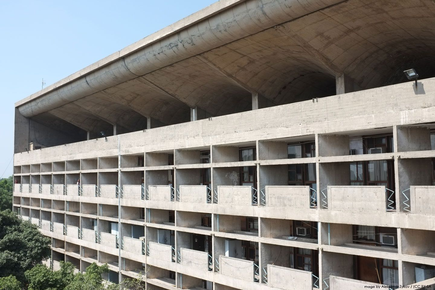 modernism chandigarh