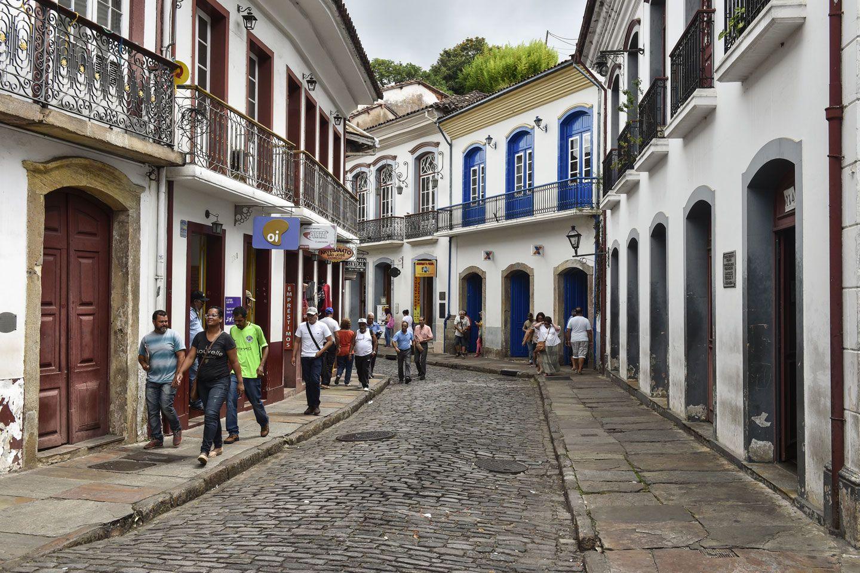 Ouro Preto historical heritage