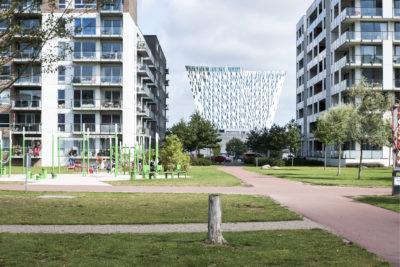Ørestad Copenhaguen