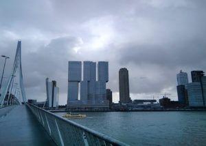 Rotterdam Docks