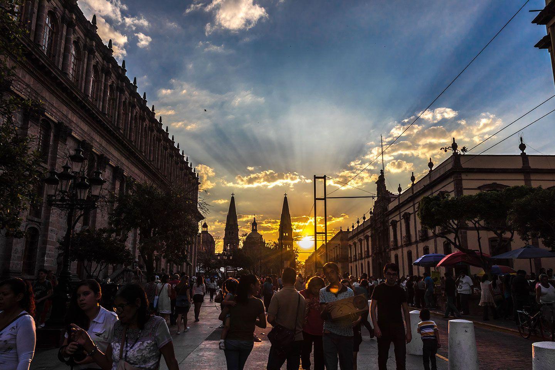 Guadalajara Teuchitlán