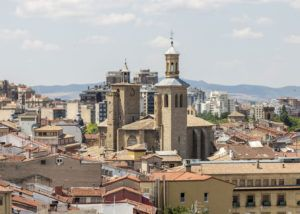 Pamplona Contemporary Architecture