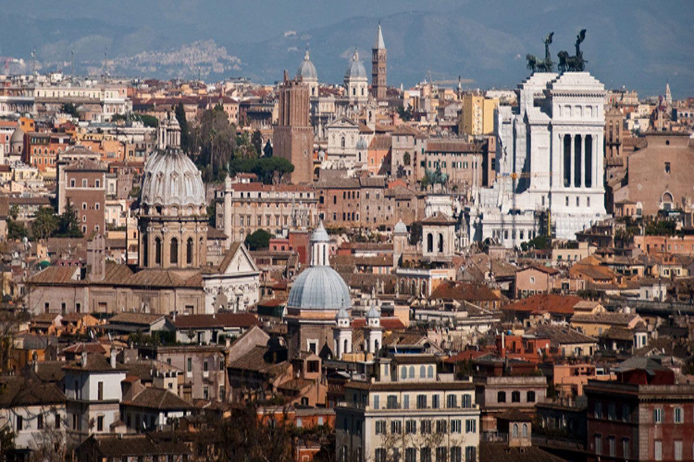 Rome The City