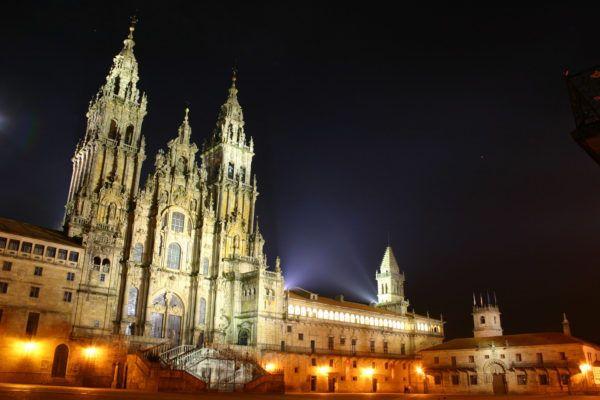 Santiago de Compostela Architecture