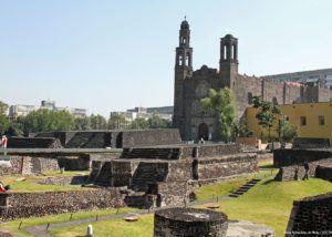 Tlatelolco Neighborhood Mexico