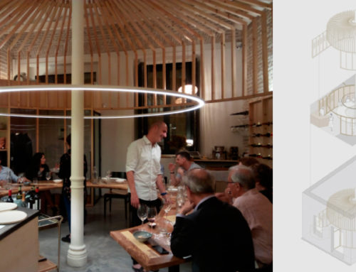 ARTCHITECTOURS, INVITED TO TEST THE NEW RESTAURANT 'T' BY SOL 89