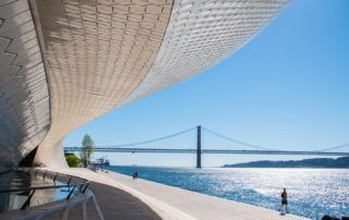 Lisbon Axis of Museums