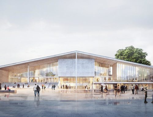 MUSEUM OF THE  20th CENTURY GETS HERZOG AND DE MEURON REDESIGN