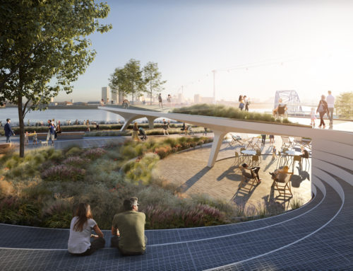 DILLER SCOFIDIO + RENFRO LINEAR PARK IN LONDON WILL BE INAUGURATED IN JULY