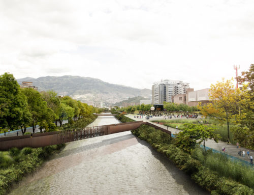 PARQUES DEL RÍO NOMINATED TO FRENCH URBAN PLANNING AWARD
