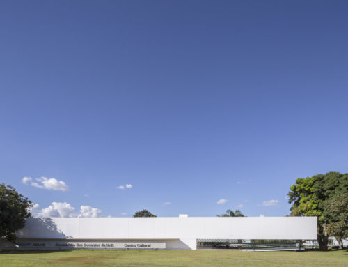 ADUnB CULTURAL CENTER IN BRASÍLIA