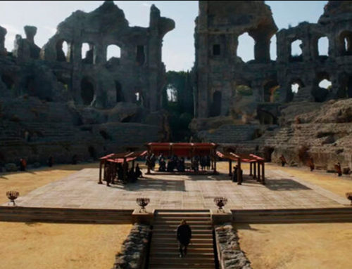 SEVILLA, SCENE OF GAME OF THRONES