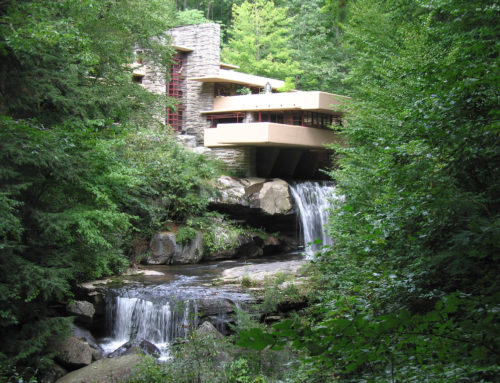 EIGHT FRANK LLOYD WRIGHT BUILDINGS ADDED TO UNESCO WORLD HERITAGE LIST