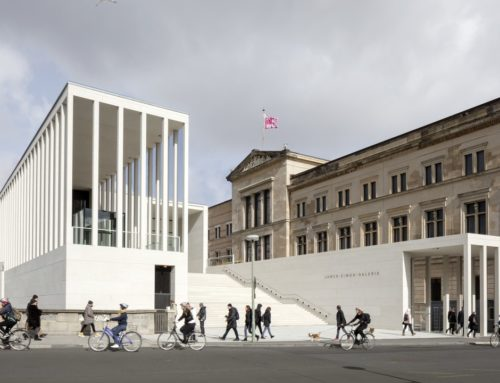 JAMES-SIMON GALLERY IN BERLIN BY DAVID CHIPPERFIELD ARCHITECTS