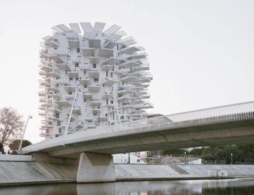 L'ARBRE BLANC BY SOU FUJIMOTO ARCHITECTS + NICOLAS LAISNÉ + OXO ARCHITECTS + DIMITRI ROUSSEL