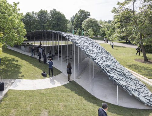SERPENTINE PAVILION BY JUNYA ISHIGAMI