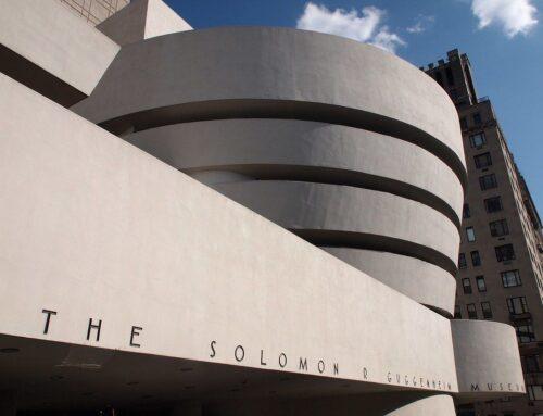 GUGGENHEIM'S MUSEUM 60TH ANNIVERSARY