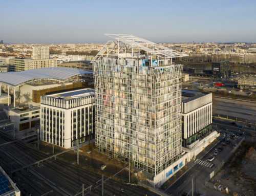 YCONE RESIDENTIAL TOWER BY ATELIERS JEAN NOUVEL