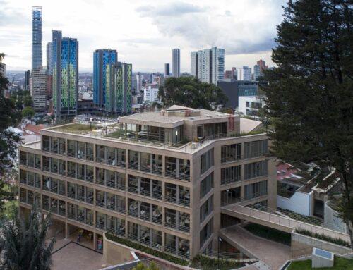 SCHOOL OF ARCHITECTURE (UNIVERSIDAD DE LOS ANDES) BY BERMÚDEZ ARQUITECTOS