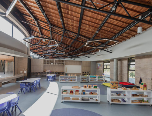 MONTESSORI SCHOOL BY ESTUDIO TRANSVERSAL