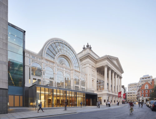 ROYAL OPERA HOUSE RENOVATION BY STANTON WILLIAMS