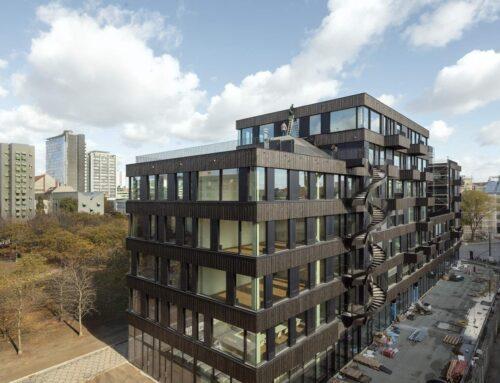 RESIDENTIAL BUILDING FRIZZ23 IN BERLIN