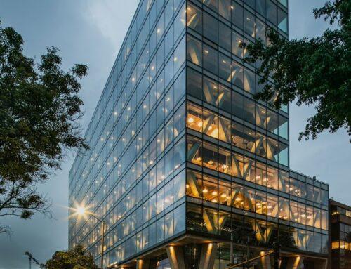 8111 BUILDING IN BOGOTÁ