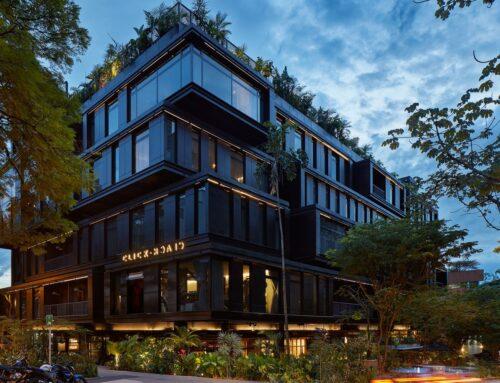 HOTEL CLICK CLACK MEDELLÍN BY PLAN:B ARQUITECTOS