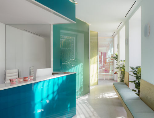 DENTAL CLINIC IN MADRID BY GON ARCHITECTS + ANA TORRES