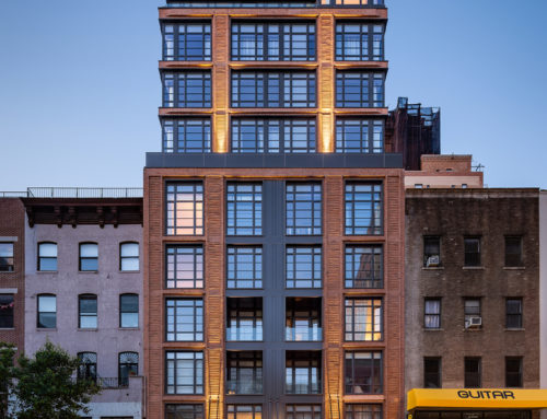 d'ORSAY RESIDENTIAL BUILDING IN NEW YORK