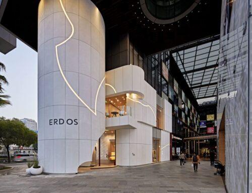 ERDOS STORE IN SHANGHAI