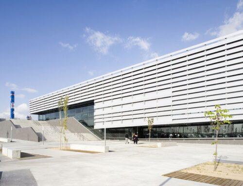 RIVAS-FUTURA STATION IN MADRID