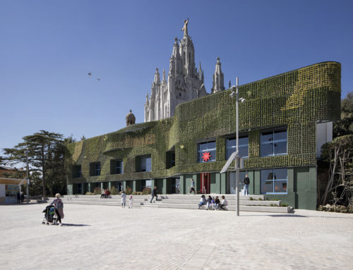TIBIDABO WELCOME SQUARE BY MIAS ARCHITECTS