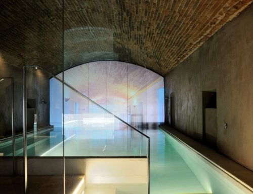 THERMAL BATHS ESPAI CEL BY ARQUETIPUS PROJECTES ARQUITECTÒNICS