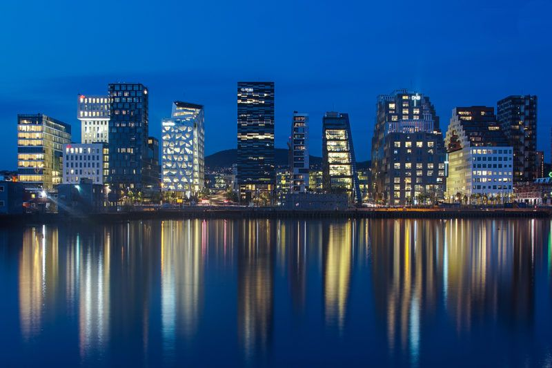 Architecture tour in Oslo - City Centre - Artchitectours