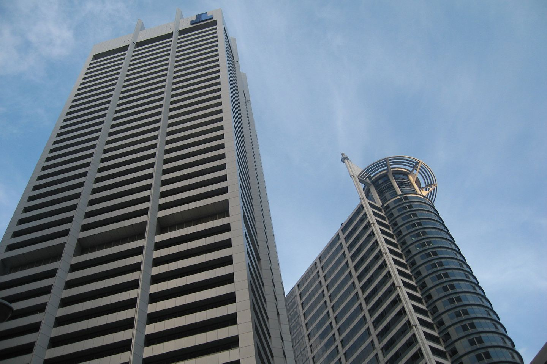 Singapore Brutalism